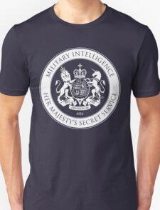 Secret Service Crest Unisex T-Shirt