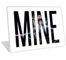 """Mine"" from Beyoncé Laptop Skin"