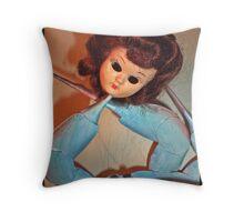 Annabelle Crab #2 Throw Pillow