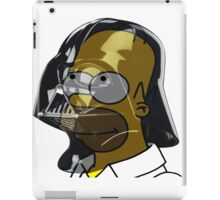 Darth Homer iPad Case/Skin