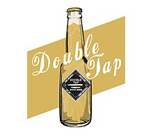 Double Tap - Poster Photographic Print