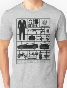 Secret Agent Kit Unisex T-Shirt