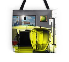Toast to Rene Magritte Tote Bag