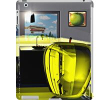 Toast to Rene Magritte iPad Case/Skin