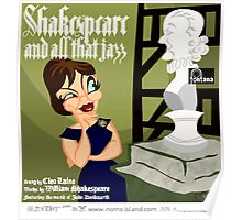 SHAKESPEARE & ALL THAT JAZZ Poster