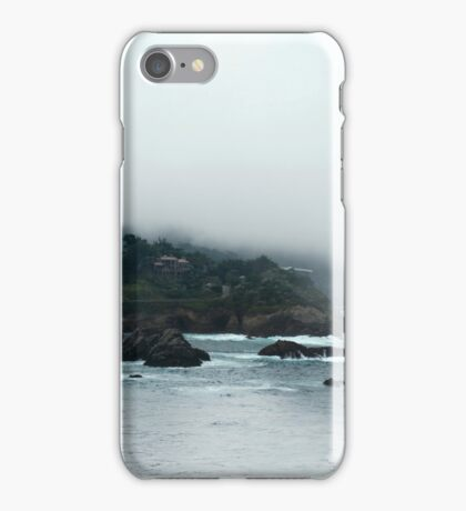 By the bay iPhone Case/Skin