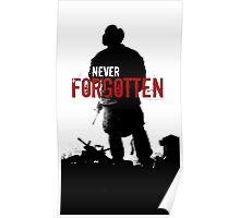 Never Forgotten Poster