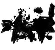 Glenn Gould - Pianist by vivalarevolucio