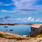 Calm Summer Day in Prospect by kenmo