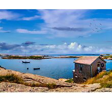 Calm Summer Day in Prospect Photographic Print