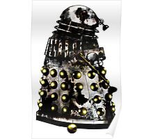 Destroyed Necros Dalek Poster
