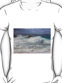 Breaking Waves Albany Whaling Station - WA T-Shirt