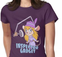 Inspector Gadget Womens Fitted T-Shirt