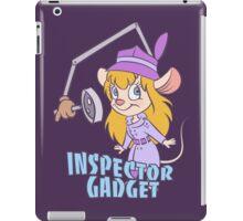Inspector Gadget iPad Case/Skin