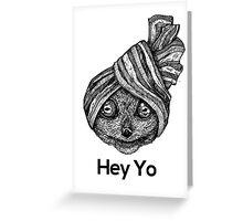 Philippines Pinoy Tarsier Greeting Card