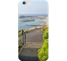 Harbour Overview From The Gardens iPhone Case/Skin