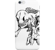 my monster pet iPhone Case/Skin