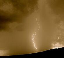 Texas Lightning by Jeff Blanchard