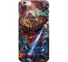 Heroes of the storm Art iPhone Case/Skin