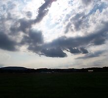 The sunsets in the Berkshires #2 by EMElman