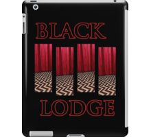 Black Lodge iPad Case/Skin
