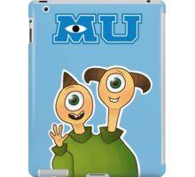 Terri and Terry Monsters University iPad Case/Skin