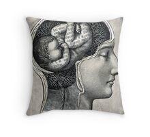 unborn ideas Throw Pillow