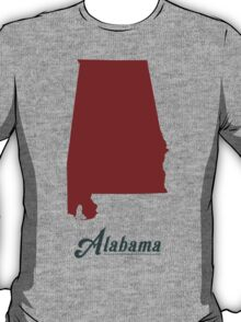 Alabama - States of the Union T-Shirt