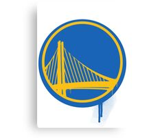 Golden State Warriors Canvas Print