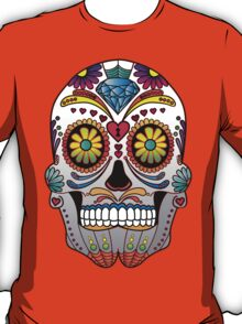 Sugar Skull w/no background 1 T-Shirt