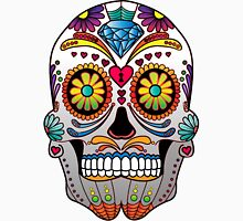 Sugar Skull w/no background 1 Unisex T-Shirt