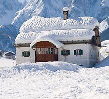 Winter Wonder by Walter Quirtmair