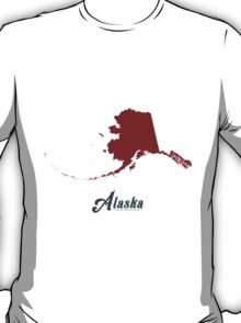 Alaska - States of the Union T-Shirt