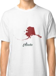 Alaska - States of the Union Classic T-Shirt