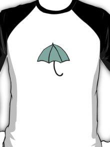Green Umbrella (Mabel's sweaters #4) T-Shirt