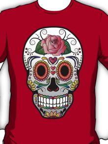 Sugar Skull w/no background 4 T-Shirt