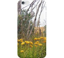 Resurrection and survival iPhone Case/Skin