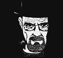 Heisenberg from Breaking Bad Unisex T-Shirt