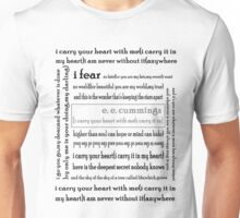 I Carry it in Unisex T-Shirt