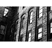 Old Office Building Photographic Print