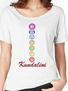 Kundalini Chakaras Women's Relaxed Fit T-Shirt
