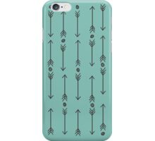 Indecisive Arrows iPhone Case/Skin
