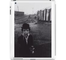 Circus Dwarf 1958 iPad Case/Skin