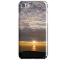 San Francisco Sunset 1504 iPhone Case/Skin