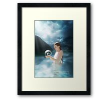The Magic We've Forgotten Framed Print