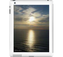 San Francisco Sunset 1505 iPad Case/Skin