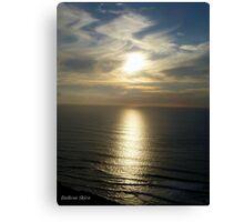 San Francisco Sunset 1505 Canvas Print