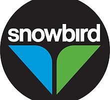 Snowbird Ski Resort Logo by CCurrie