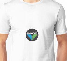 Snowbird Ski Resort Logo Unisex T-Shirt