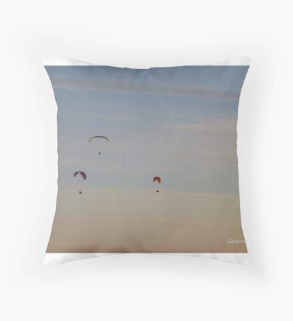 San Francisco Sunset 1509 Throw Pillow
